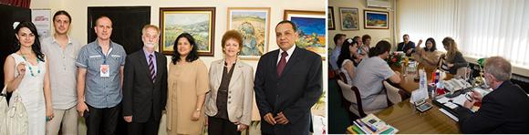 Амбасадорка Кубе посетила Технички факултет